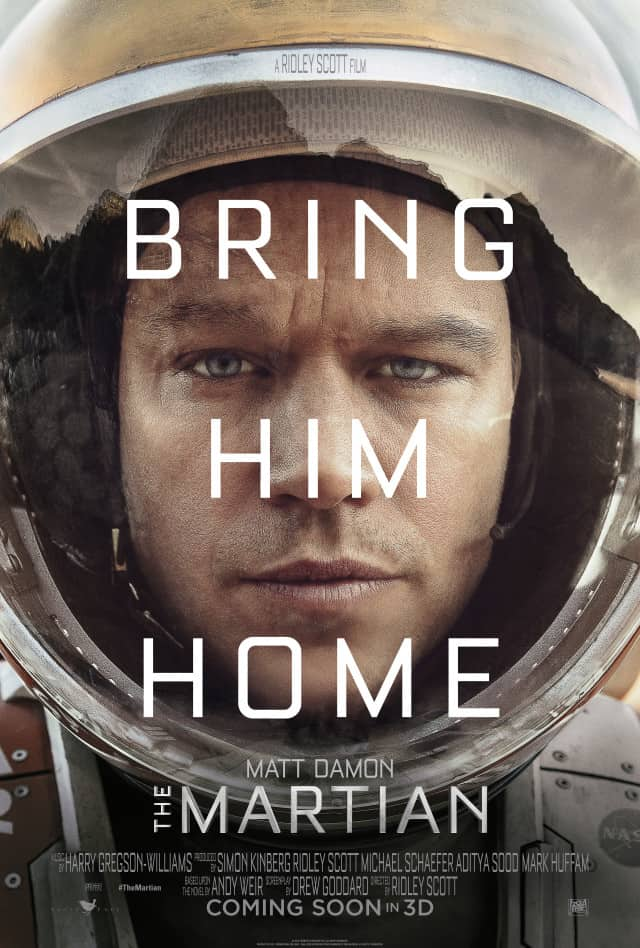 The Martian – Review