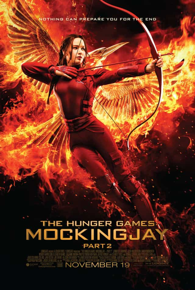 The Hunger Games: Mockingjay – Part 2 – Review