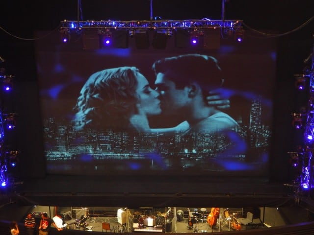 SPECTRAL EMOTION: F*** takes a sneak peek at Ghost The Musical