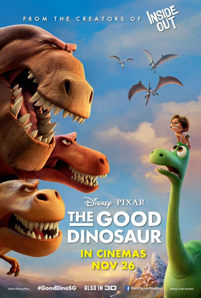 The Good Dinosaur – Review