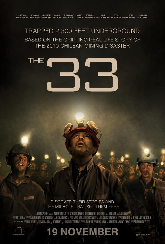 The 33 – Review