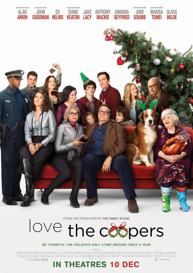 Love The Coopers – Review