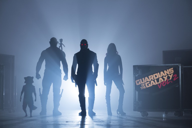 The journey begins for 'Guardians of the Galaxy Vol. 2'