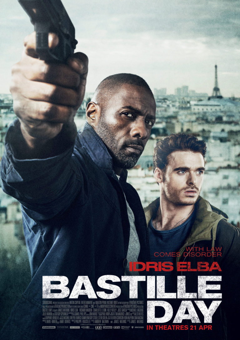 Bastille Day – Review