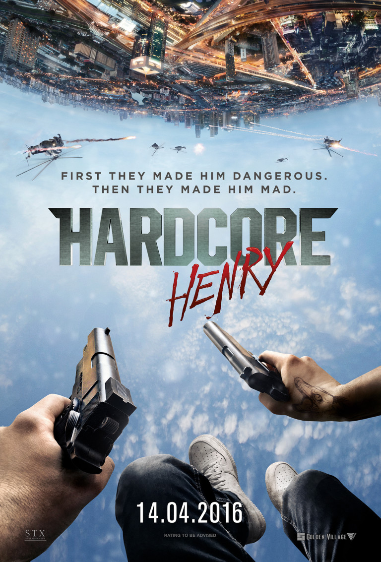 Hardcore Henry – Review