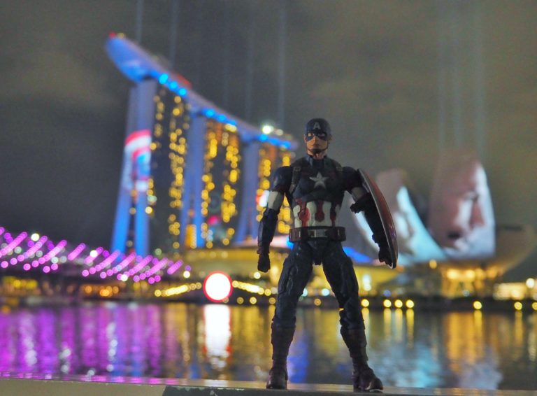 Cap's Night Out