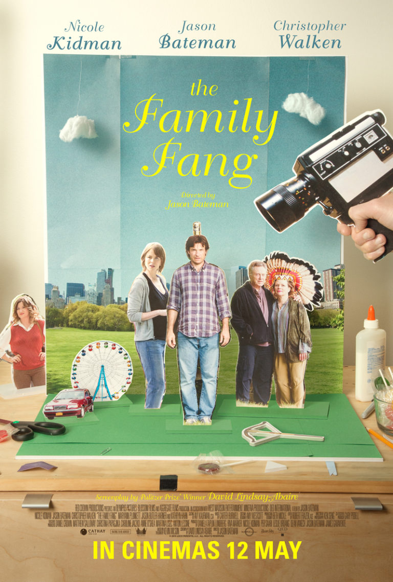The Family Fang – Review