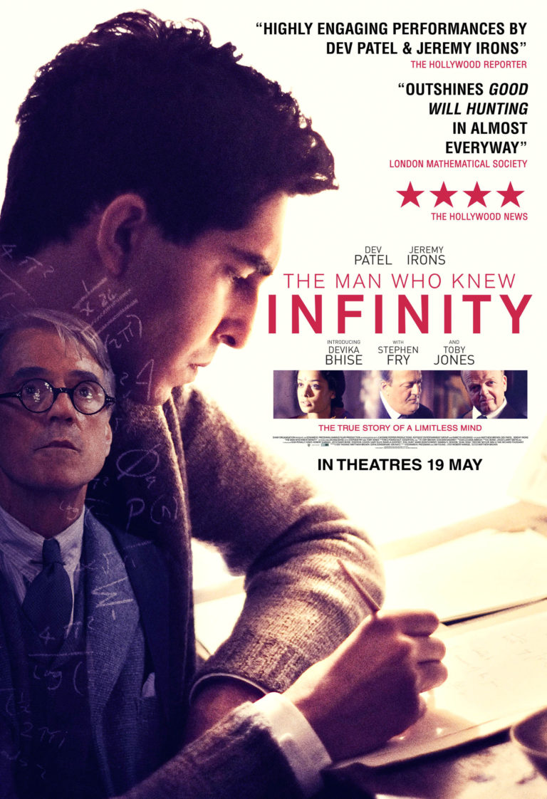 The Man Who Knew Infinity – Review