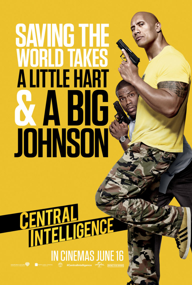 Central Intelligence – Review