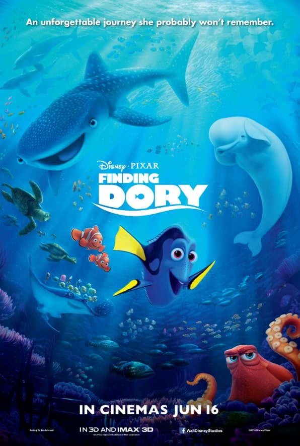 Finding Dory – Review