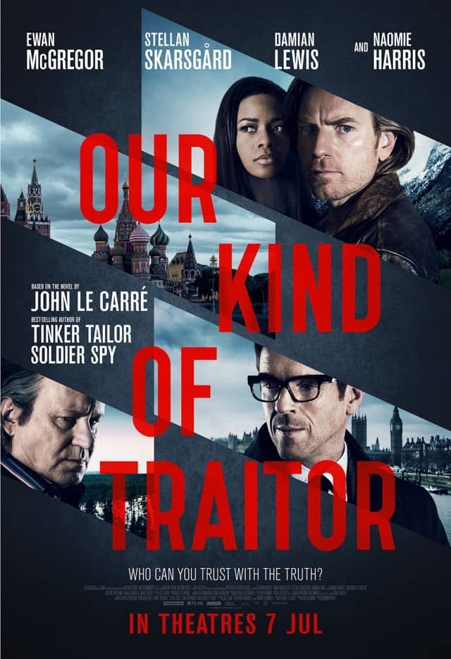 Our Kind of Traitor – Review