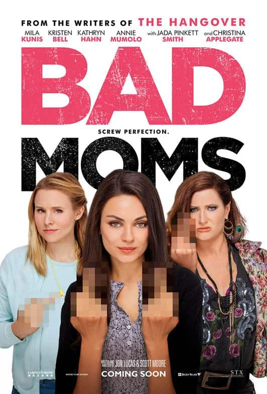 Bad Moms – Review