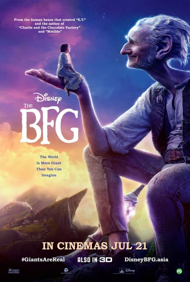 The BFG – Review