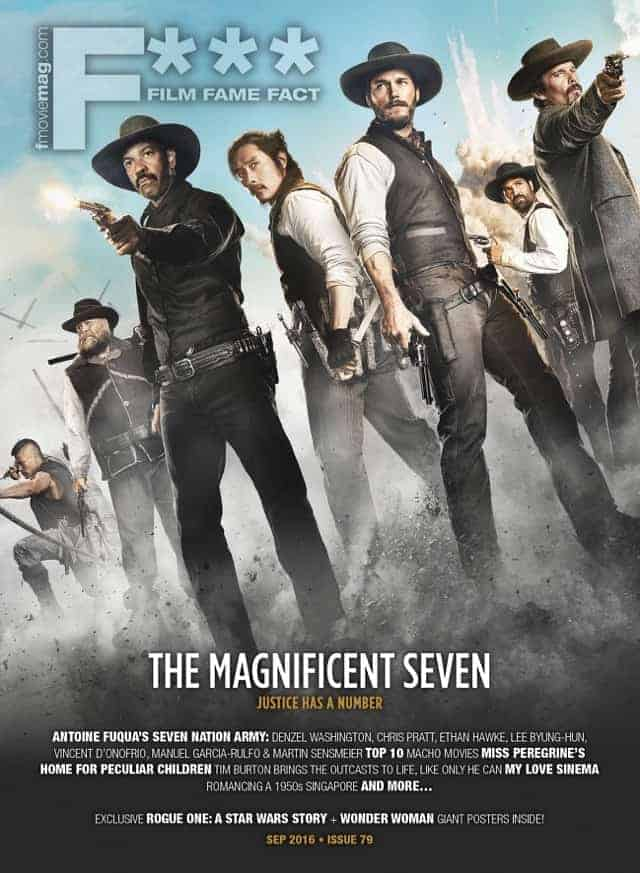#79 (Sep 2016) The Magnificent Seven