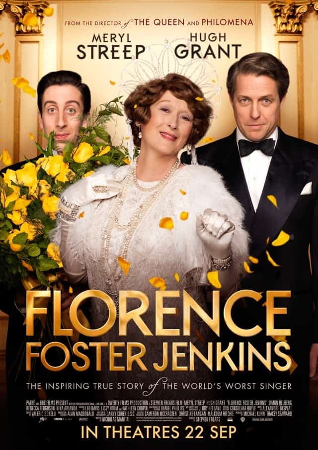 Florence Foster Jenkins (2016) – Review