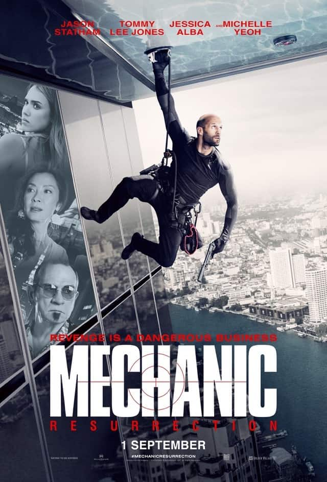 Mechanic: Resurrection – Review