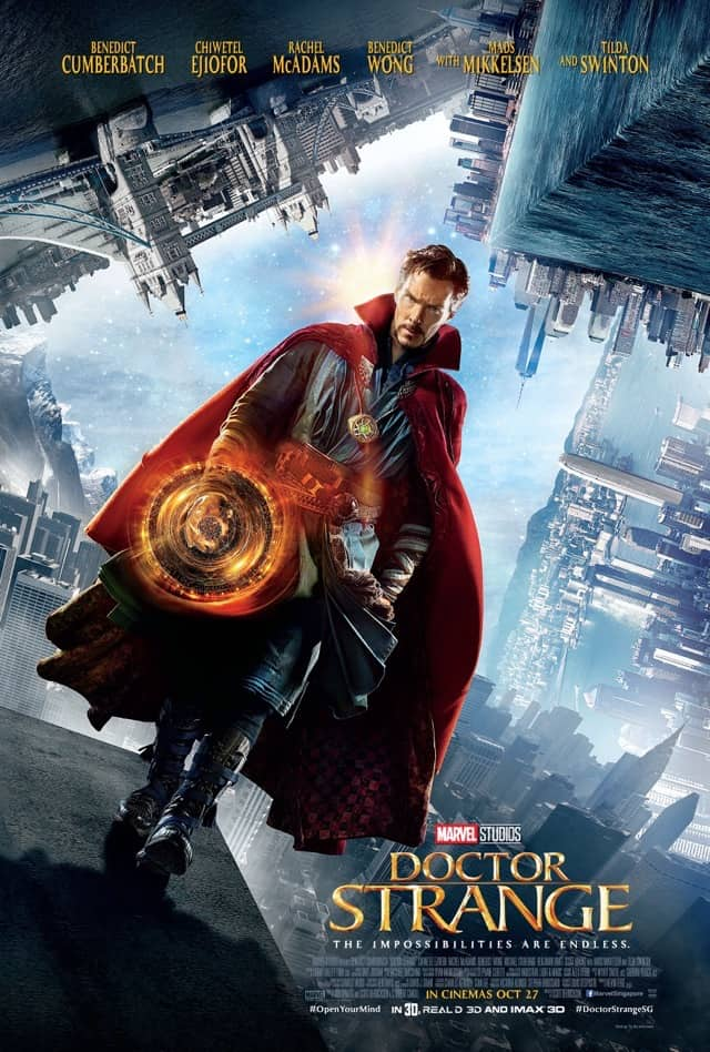 Doctor Strange (2016) – Review