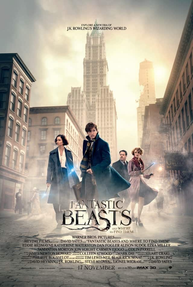 Fantastic Beasts and Where to Find Them (2016) – Review
