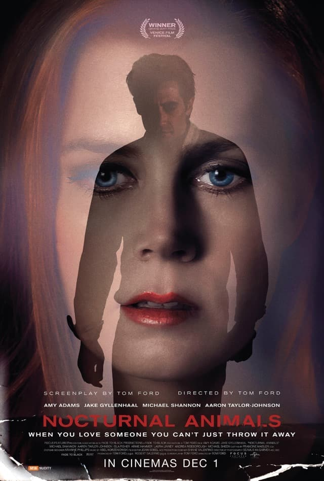 Nocturnal Animals (2016) – Review