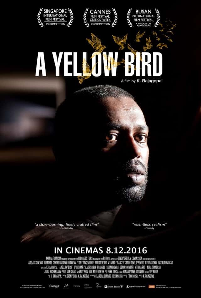 A Yellow Bird (2016) – Review