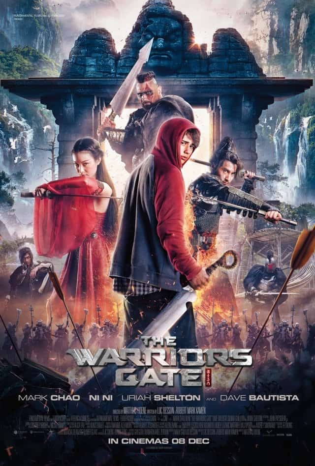 The Warrior's Gate (2016) – Review
