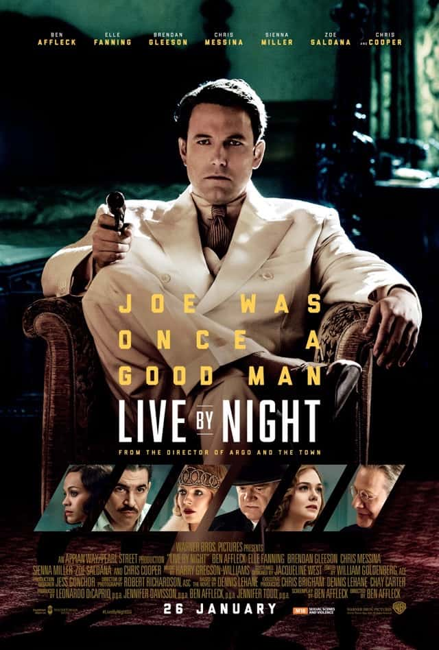 Live by Night (2016) – Review