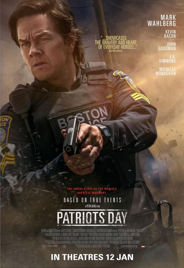 Patriots Day (2016) – Review