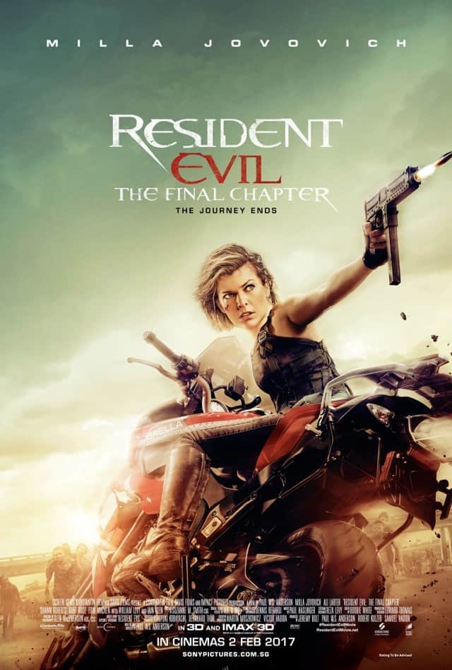 Resident Evil: The Final Chapter (2017) – Review