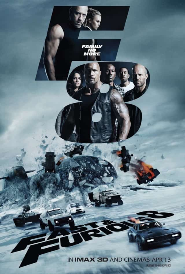 Fast and Furious 8 (2017) – Review