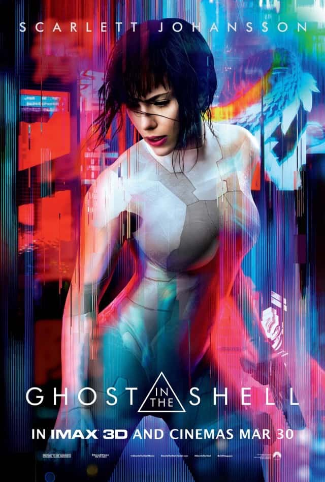 Ghost in the Shell (2017) – Review