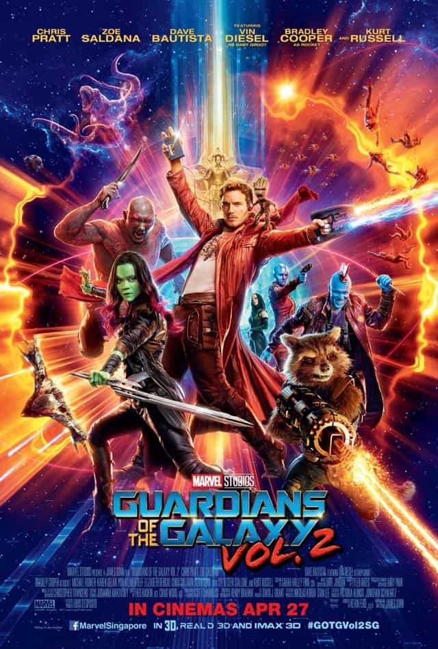 Guardians of the Galaxy Vol. 2 (2017) – Review