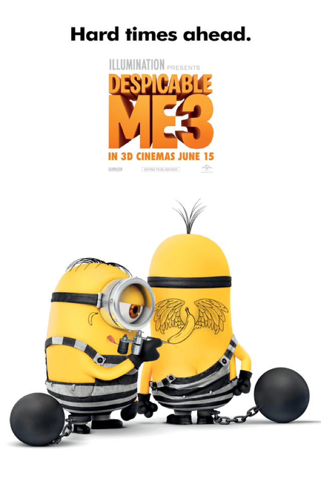 Despicable Me 3 (2017) – Review