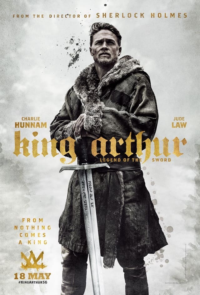 King Arthur: Legend of the Sword (2017) – Review