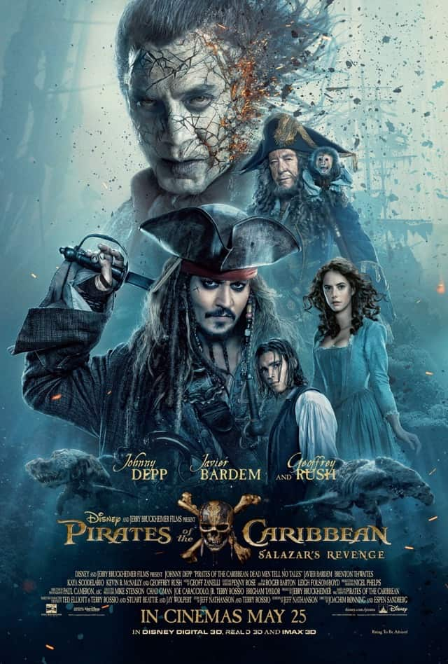 Pirates Of The Caribbean: Salazar's Revenge – Review