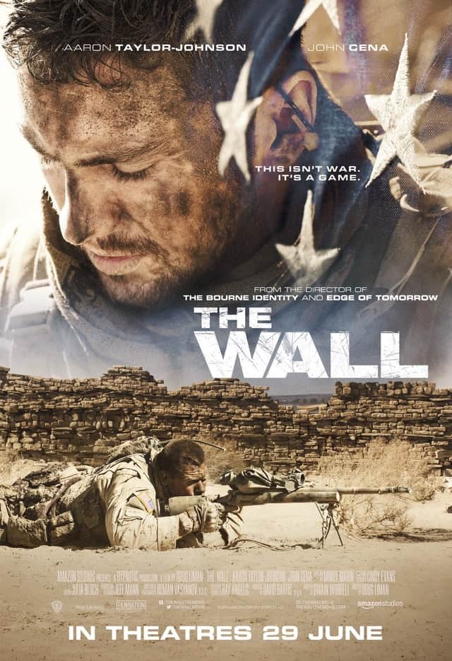 The Wall (2017) – Review