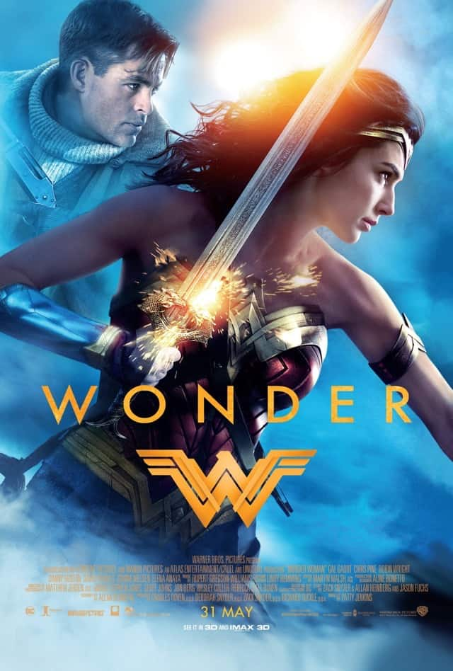 Wonder Woman (2017) – Review