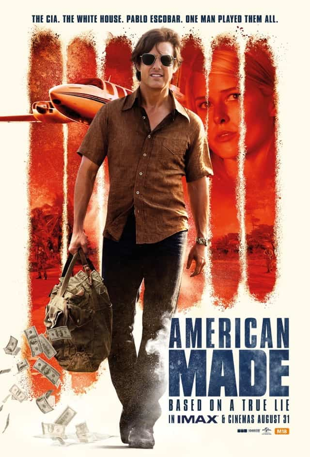 American Made (2017) – Review