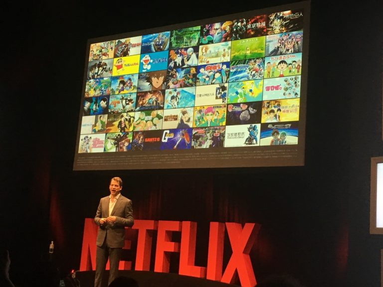First Look: Netflix Announces New Anime Slate