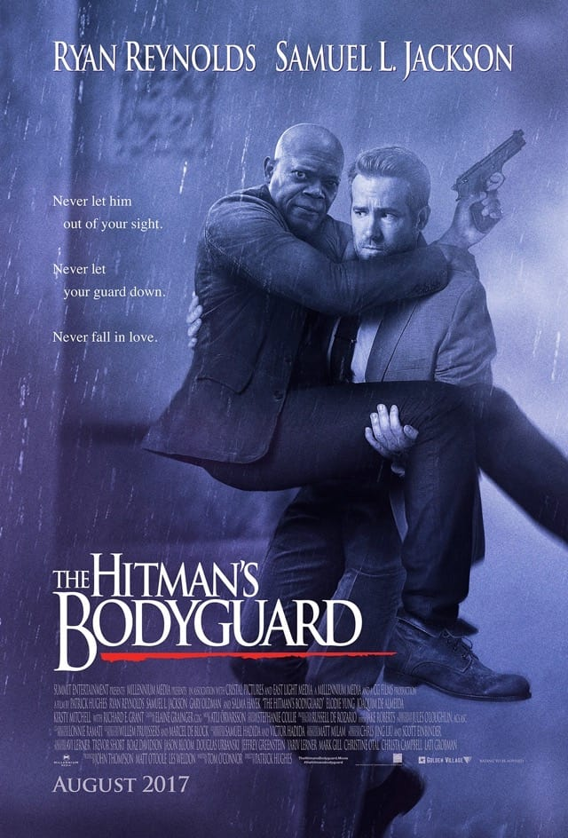 The Hitman's Bodyguard (2017) – Review