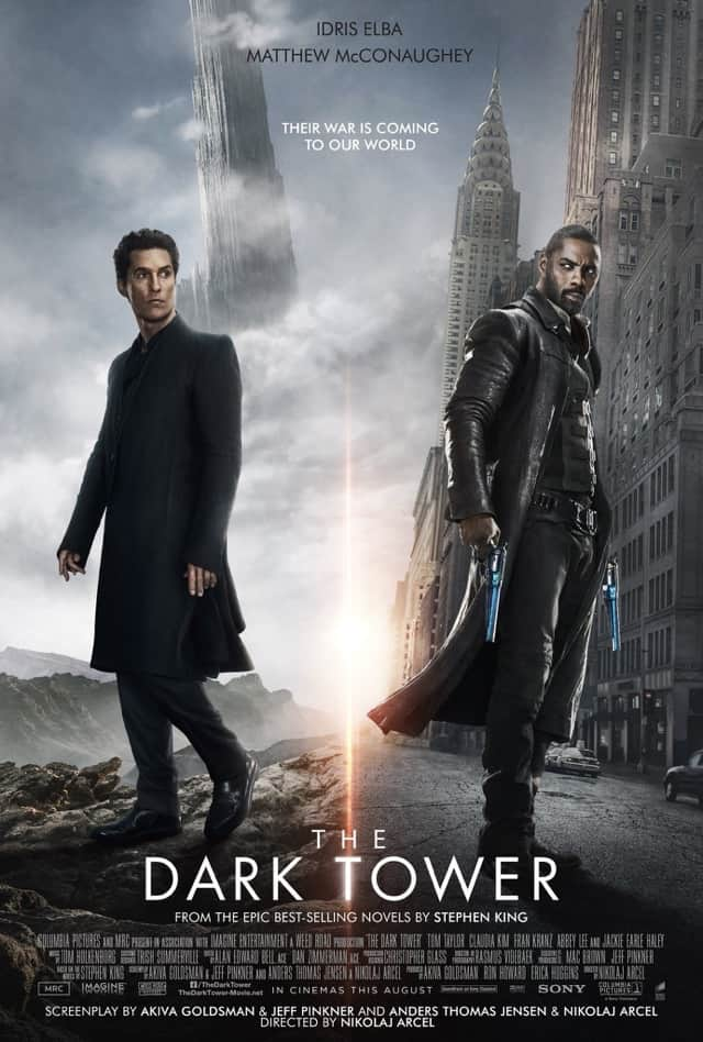 The Dark Tower (2017) – Review