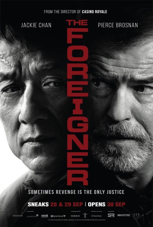 The Foreigner (2017) – Review