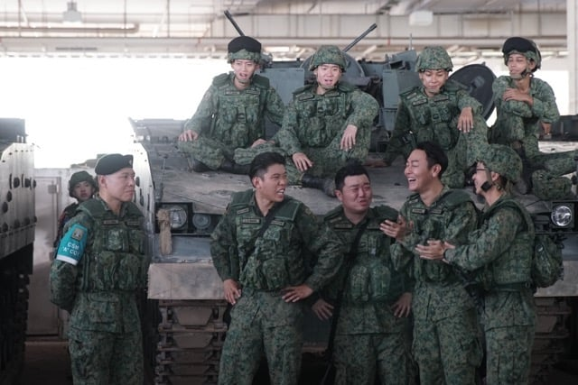 """""""Ah Boys To Men 4"""" biggest opening-weekend for Asian movies this year"""