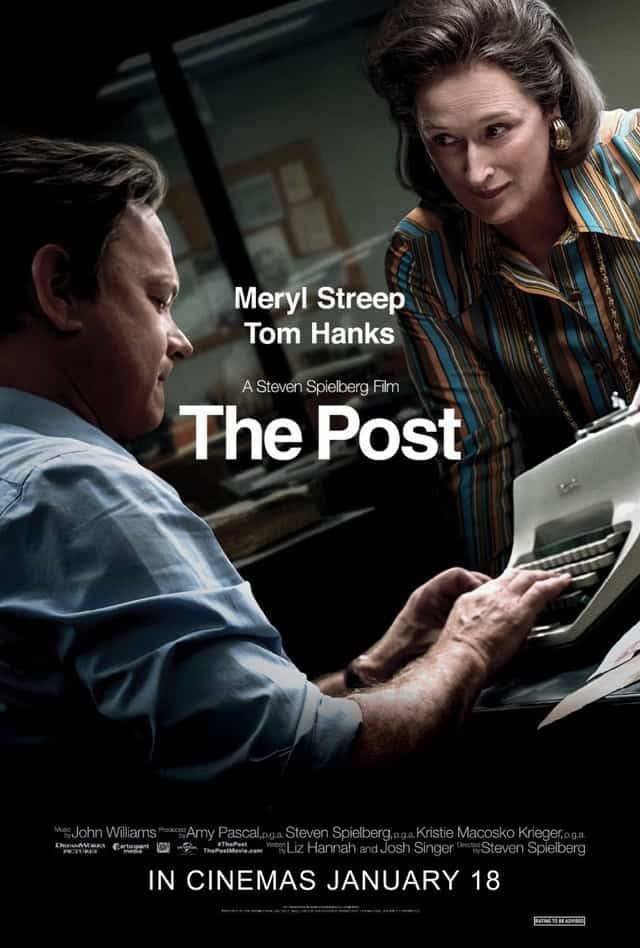 The Post (2018) – Review