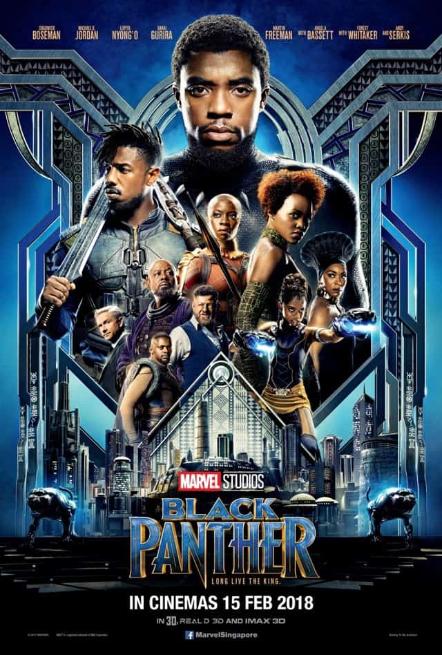 Black Panther (2018) – Review