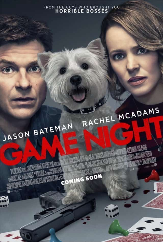 Game Night (2018) – Review