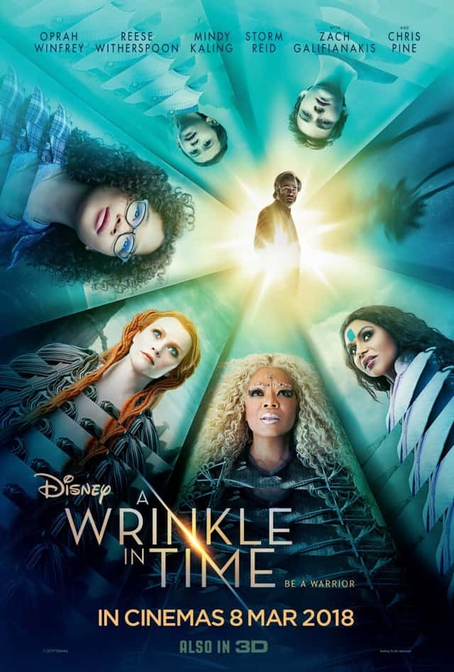 A Wrinkle In Time (2018) – Review
