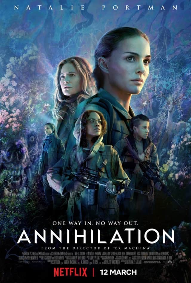 Annihilation (2018) – Review