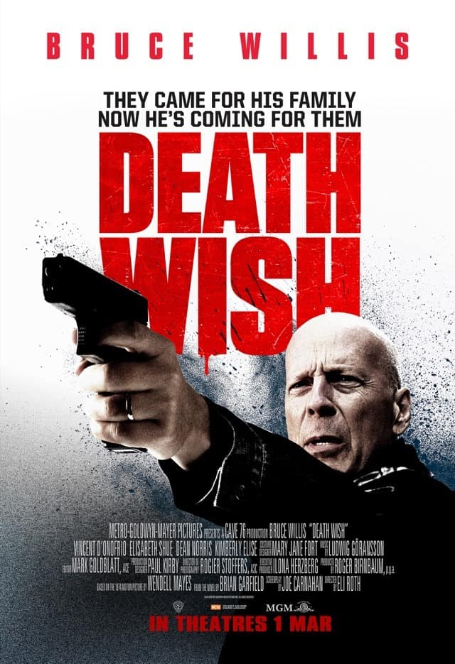 Death Wish (2018) – Review