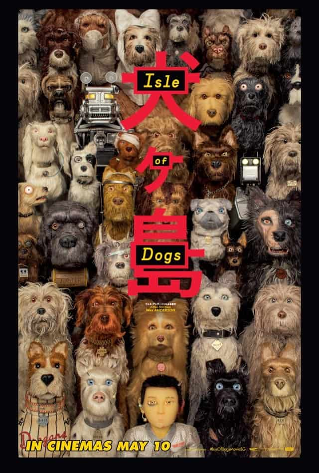 Isle of Dogs (2018) – Review
