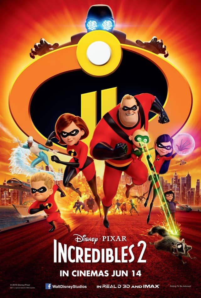 Incredibles 2 (2018) – Review